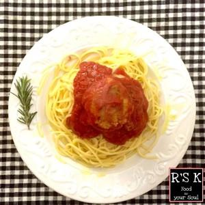 Ecco i nostri spaghetti alla Lilli e il vagabondo